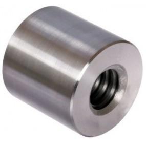 Nakrętka cylindryczna stal Tr10x2 lewa