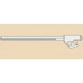 GRAT-TEC Trzpień do mocowania ostrrzy GT L1
